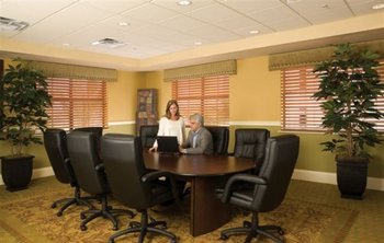 Meeting room at Floridays Resort Orlando.