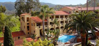Exterior view of Catalina Canyon Resort & Spa.