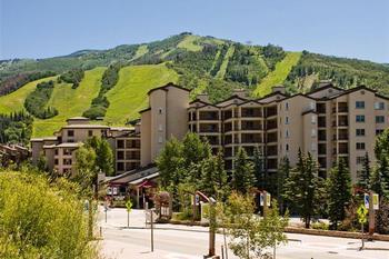 Exterior view of Torian Plum Resort.