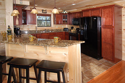 Sevierville Vacation Rentals Cabin Cajun Castle Cabin
