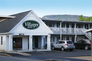 Exterior View of Bar Harbor Villager