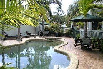 Pool at Half Moon Bay Resort.