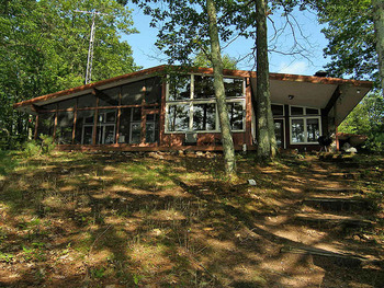 Agnes Bay vacation rental at  North Country Vacation Rentals