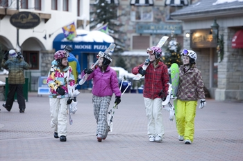 Family reunions at SkyRun Vacation Rentals - Beaver Creek.