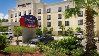 Exterior View of SpringHill Suites Jacksonville Airport