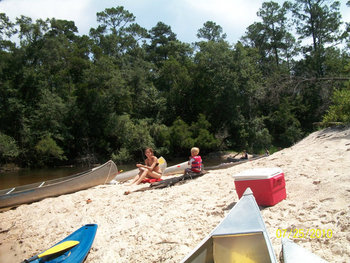 Outdoor activities at Newman-Dailey Resort Properties, Inc.