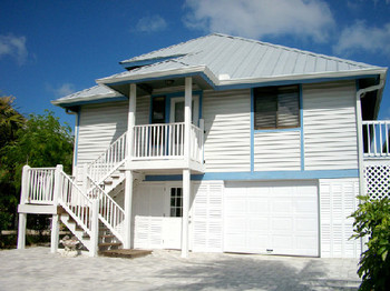 Vacation rental exterior at Moonlight Properties, Inc.