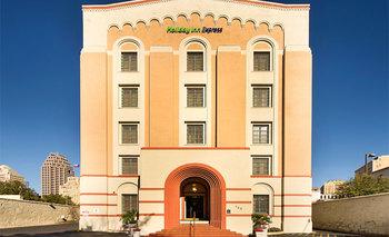 Exterior View of Holiday Inn Express San Antonio N-Riverwalk Area