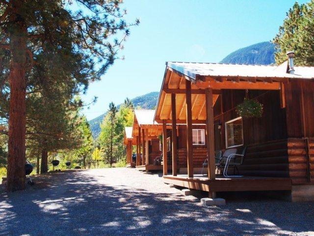 Pleasant View Resort Rocky Mountain Jeep Rental Lake