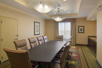 Boardroom at Hilton Garden Inn Cleveland East/Mayfield Village.