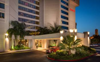 Welcome to the Houston Marriott Westchase