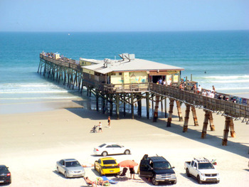 Daytona beach shores fl fishing resorts for Fishing resorts in florida
