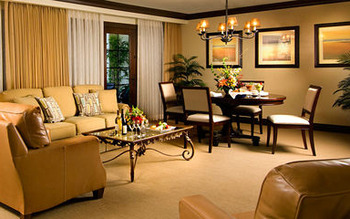Luxury Suite at Rancho Las Palmas Resort