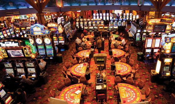 Dresden raceway casino