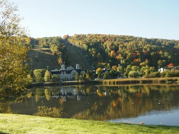 Exterior view of Valley of Saint-Sauveur.