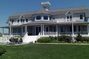 Exterior View of Seatuck Cove House