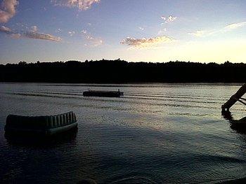 Lake View at Moore Springs Resort