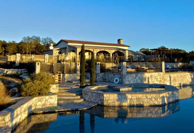 Stablewood springs resort hunt tx resort reviews for Hunt texas cabins