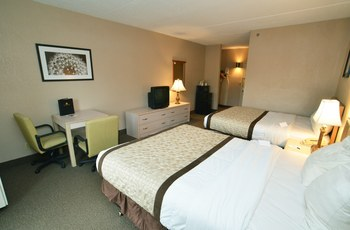 Guest Suite at the Olympia Resort: Hotel, Spa and Conference Center