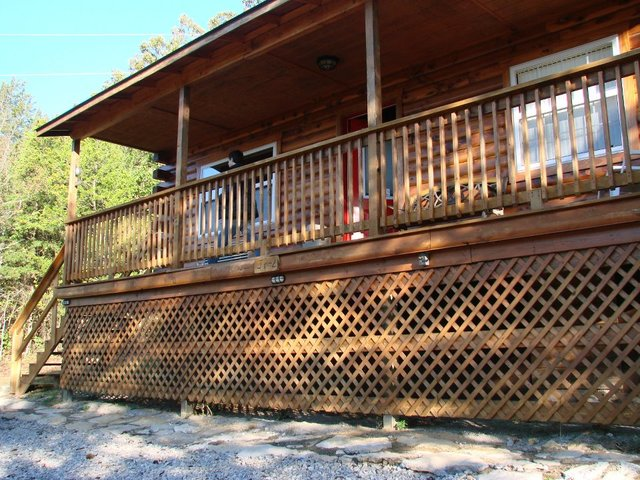 Ozark cabins eureka springs ar resort reviews for Cabine eureka ca
