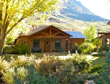 Exterior View of Smith Fork Ranch