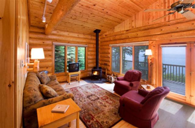 Lutsen vacation rentals cabin your minnesota outdoor for Log cabin resorts