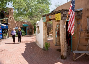 Historic Old Town at  Hotel Albuquerque.