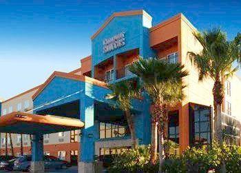 Comfort Suites Padre Boulevard South Padre Island Tx