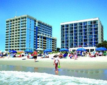 Resort View at Holiday Sands Resort