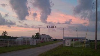 Ranch at C-bar-J Cabins.