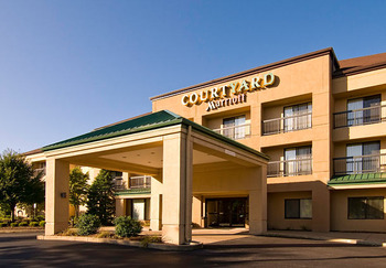 Welcome to the Courtyard Inn By Marriott Scranton
