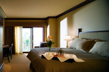 Guest Room at The Osthoff Resort