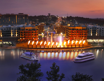 River cruises near Castle Rock Resort and Waterpark.