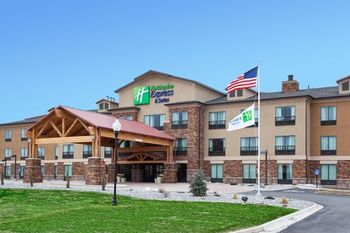 Exterior View of Holiday Inn Lander
