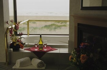Romantic Dinner at Ocean View Resort