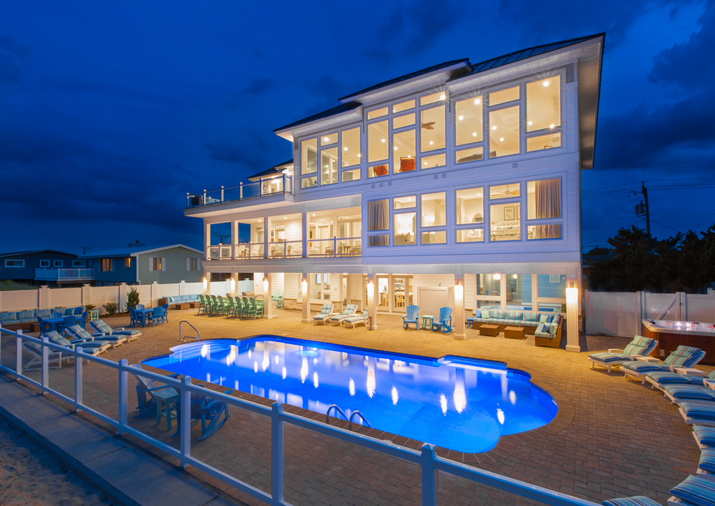 Virginia Beach Vacation Rentals - House - Blue Horizon ...