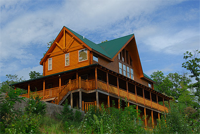 Pigeon Forge Vacation Rentals Cabin Bellagio Bear 5 Bedroom 5 5 Bath Sleeps 16 In The
