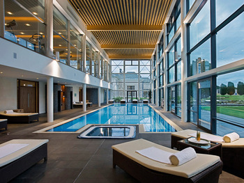 Indoor Pool at Castlemartyr