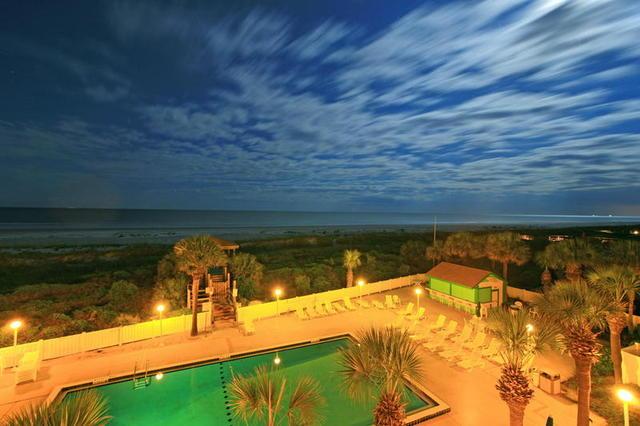 Holiday Isle Oceanfront Resort St Augustine Fl