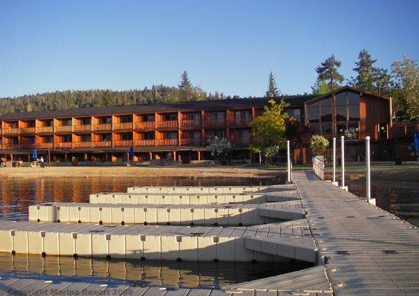 marina resort on the lake big bear lake ca resort. Black Bedroom Furniture Sets. Home Design Ideas