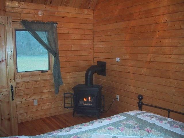 Gander Island River Log Cabins Luray Va Resort