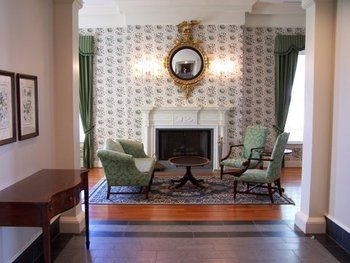 The Parlor at Berry Hill Resort