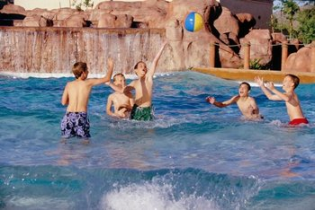 Water fun at Arizona Grand Resort.