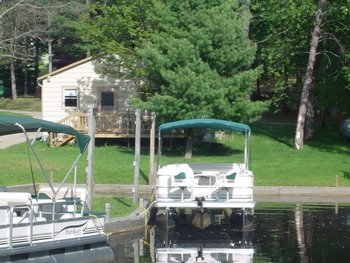 Pontoon Rentals at Popp's Resort
