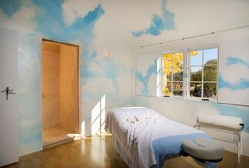 Spa room at Hotel Santa Fe