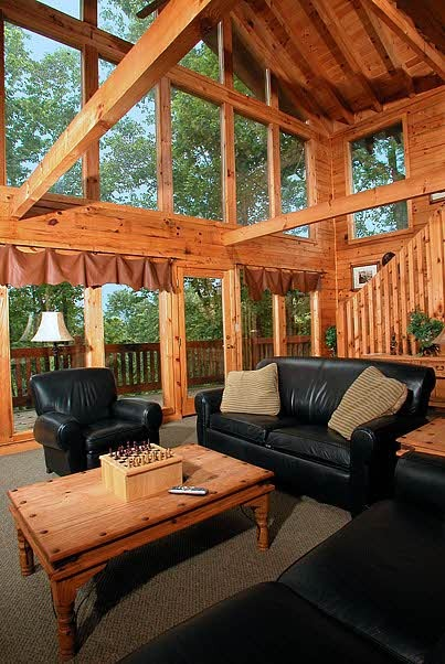 Sevierville vacation rentals cabin me tarzan you jane for Timber tops cabins gatlinburg