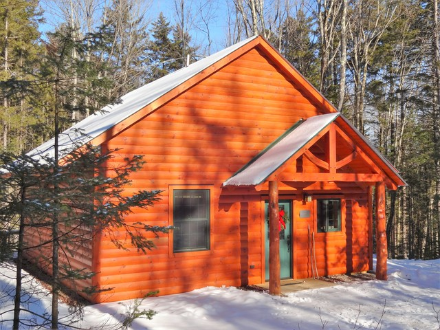 Robert frost mountain cabins ripton vt resort reviews for Vermont mountain cabins