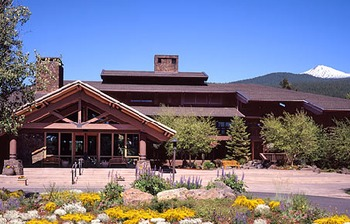 Exterior View of Sunriver Resort