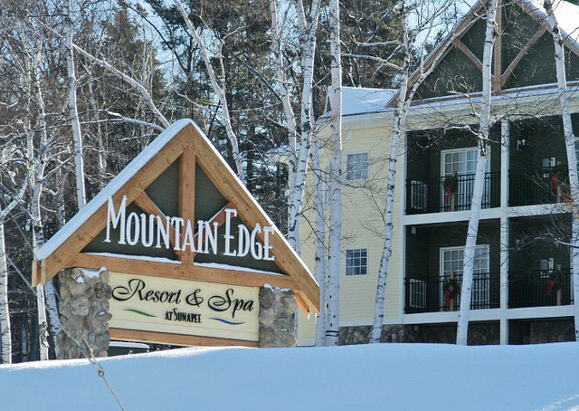 Mountain edge resort spa sunapee nh resort reviews for Ski cabins in new hampshire