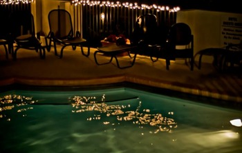 Poolside Evening at Newman-Dailey Resort Properties, Inc.